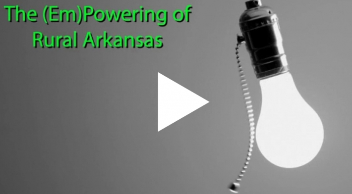 News article Empowering Rural Arkansas